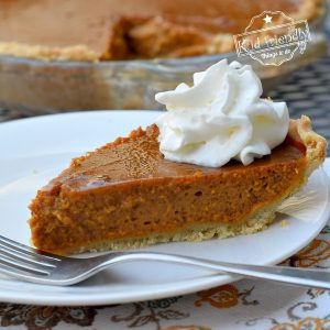 Pumpkin Pie Recipe {Classic and Easy} | Kid Friendly Things To Do