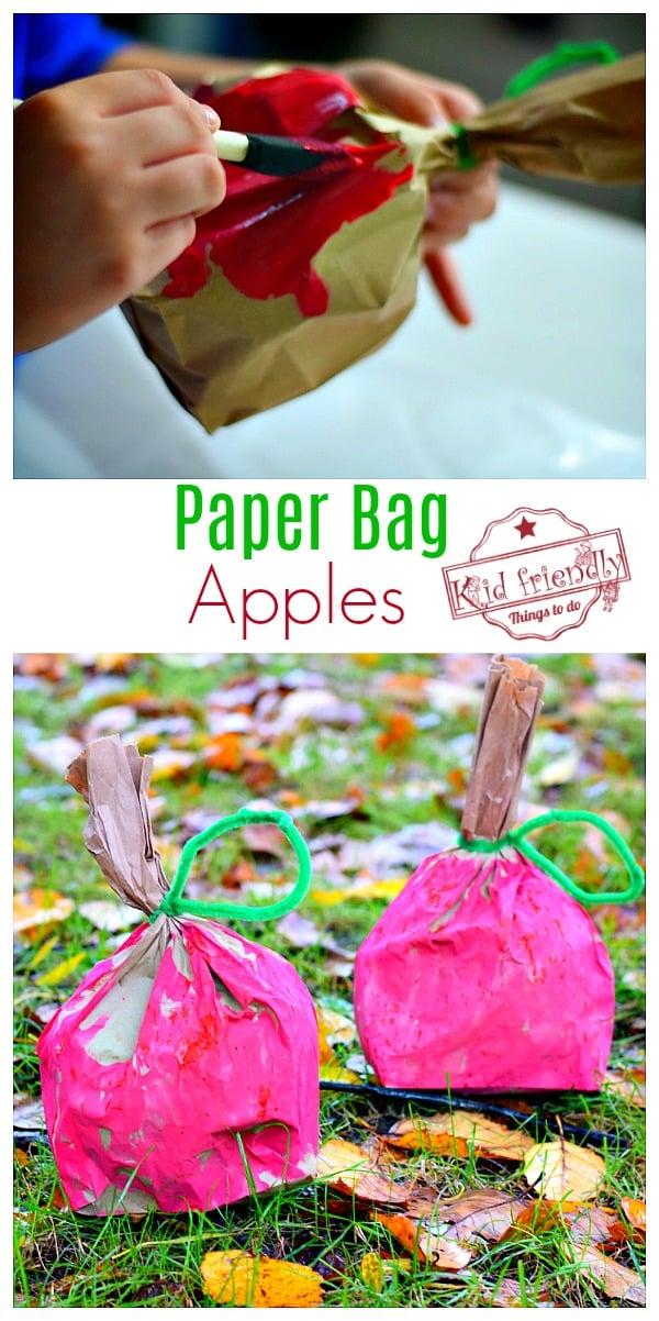 Apple Paper Craft