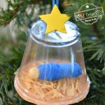 Nativity Christmas Ornament for kids