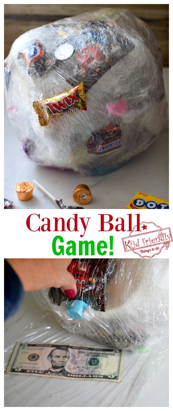 Candy Ball Game