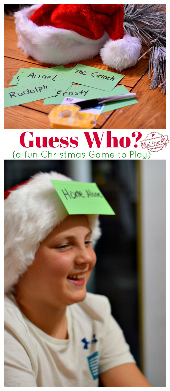 Hilarious Christmas Game