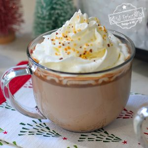 The Best Slow Cooker Hot Chocolate {Rich and Creamy} | Kid Friendly Things To Do