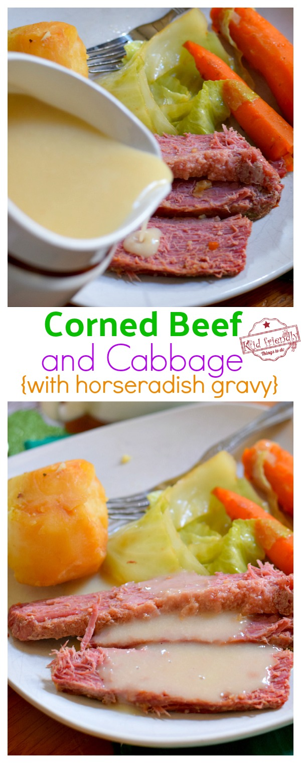 Best Corned Beef and Cabbage