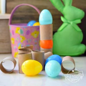 Easter Egg Game Idea for Kids