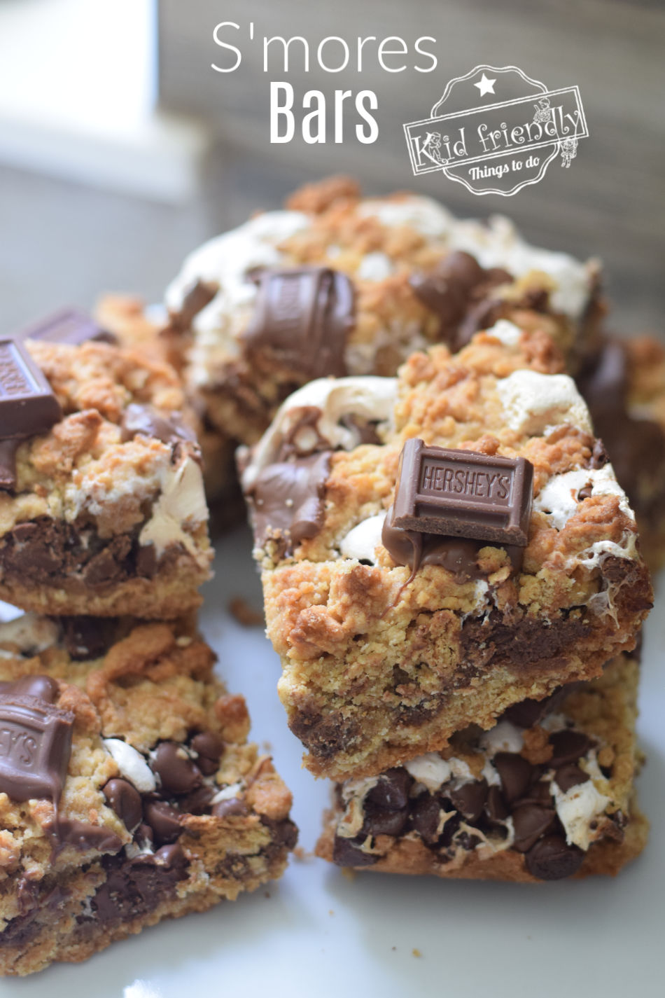 the best smores bars
