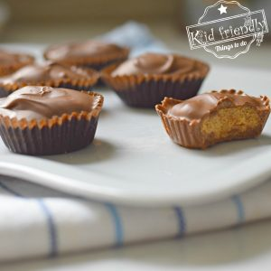 Easy Resee's Peanut Butter Cups Recipe | Kid Friendly Things To Do