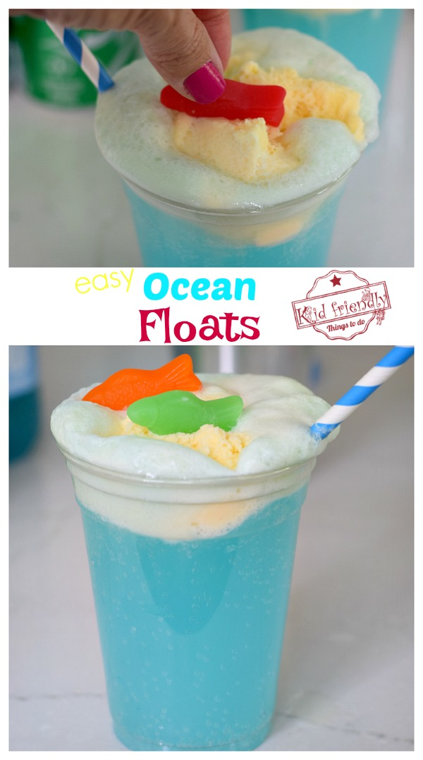 sprite ice cream float