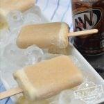 easy root beer popsicles