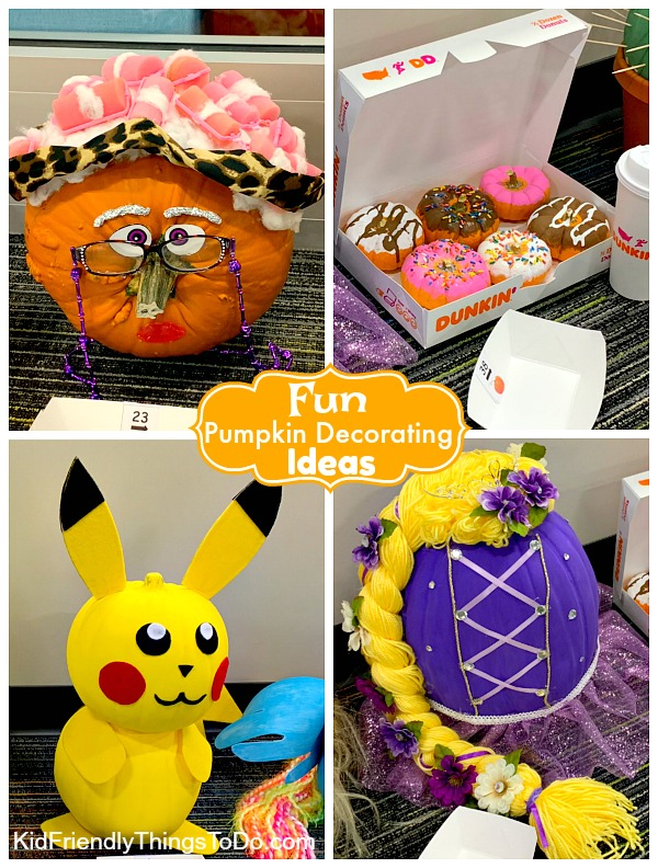 Painted Pumpkin Ideas