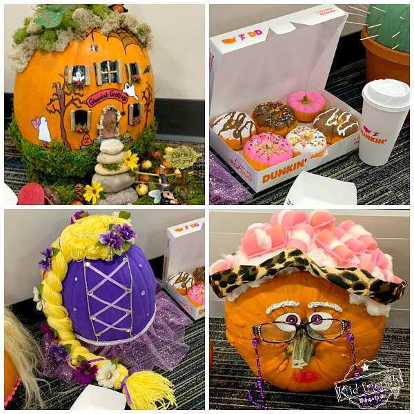 Over 30 painted pumpkin ideas for no carve fun on Halloween