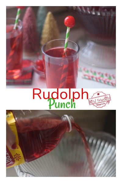 Christmas punch for kids