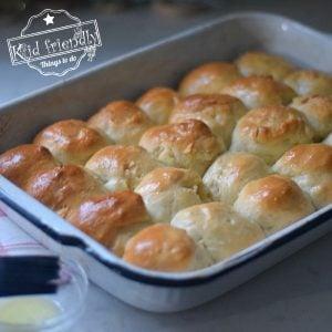 soft dinner rolls