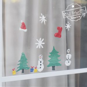 Window Clings for Christmas