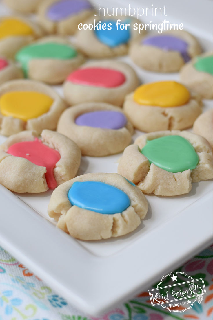 cookies for springtime