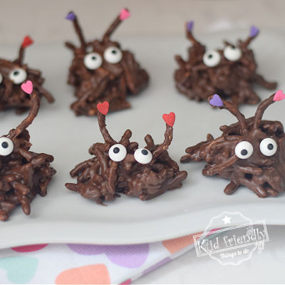 monster haystack cookies