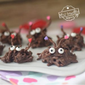chocolate haystack cookies