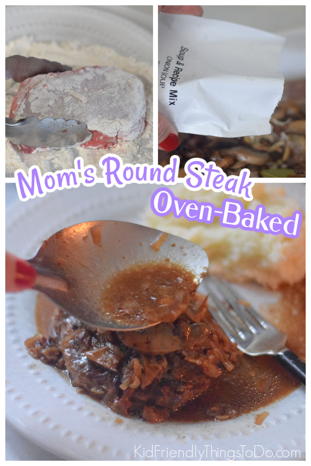 oven baked round steak recipe