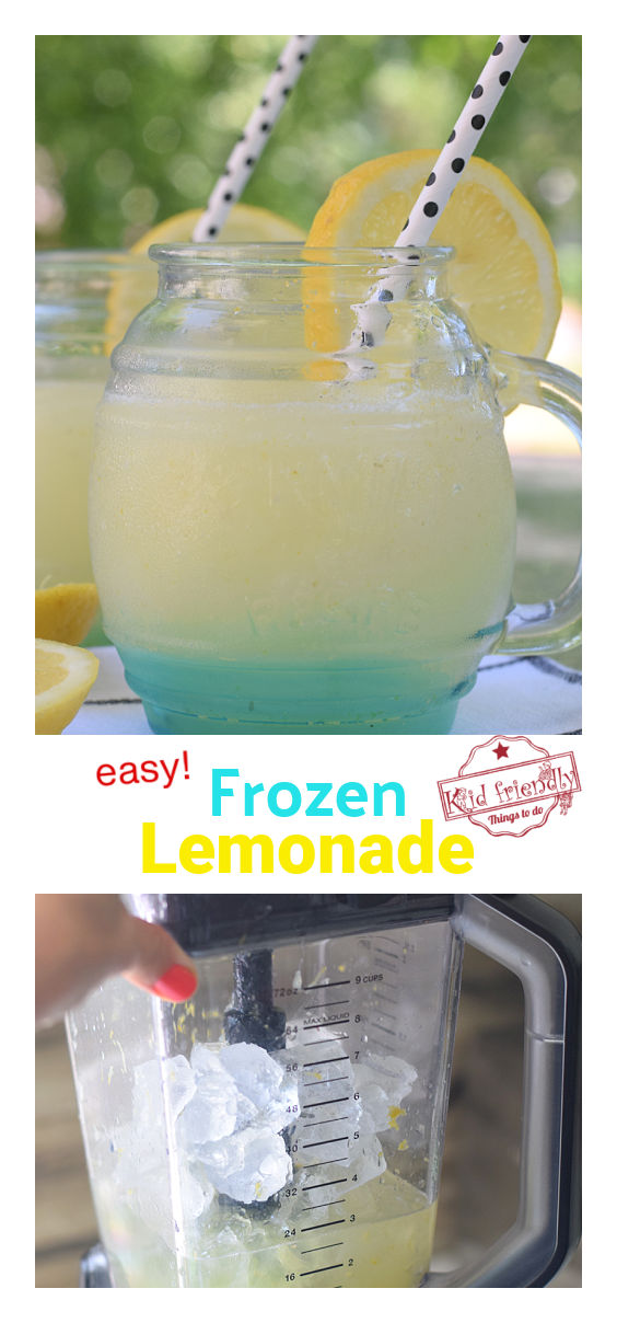 the best frozen lemonade